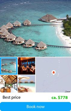 Adaaran Prestige Water Villas (Raa Atoll, Maldives) – Book this hotel at the cheapest price on sefibo.