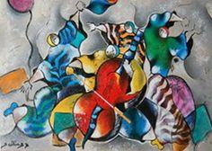 TICMUSart: Halleluyah - David Schluss (1997) (I.M.)