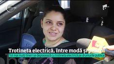 Trotineta electrica un pericol ? ( COLTUC si ASOCIATII )