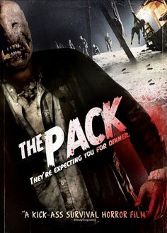 """FULL MOVIE! """"The Pack"""" (2012) 