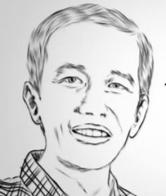 Gambar Kartun Hitam Putih Jokowi Untuk Mewarnai Jokowi In 2018