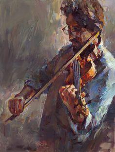 Le violoniste Tom Nachreiner - Pinterest