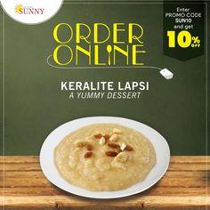 ORDER ONLINE & GET 10% OFF Website - www.hotelsunny.in For reservation: 2522-5616/3549  #hotelsunny #tasteofmumbai #offer #keralafood #tasteofkerala #mumbai #food #foodie #yum #yummy #orderonline #homedelivery #delivery #fooddelivery #zomato #kerala #tastyfood #tasty #bandra #dadar #kurla #Veg #lapsi
