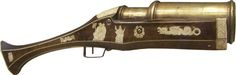 peashooter85:  A wheel lock hand mortar made in Nuremburg, Germany, 17th century.  Currently on display at the British Museum