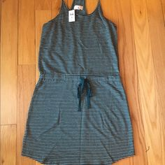 NEW Loft Lou & Grey Racerback Dress NEW Lou & Grey Striped Racerback Dress no tradeno PayPal no holdsno lowball offers✅10% off bundles when using bundle feature LOFT Dresses