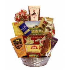 Blue Ribbon Christmas Gift Baskets Birthday Gift Delivery Food