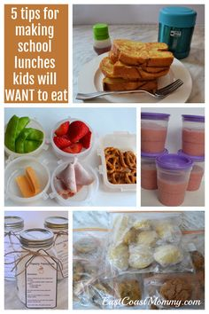 Perfect lunch ideas for busy parents and fussy kids! #SchoolLunchIdeas Kids Lunch For School, Make School, School Days, Craft Tutorials, Lunch Ideas, Lunches, Teacher Gifts, Holiday Fun, Party Planning