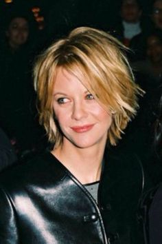Hair goals: Meg Ryan