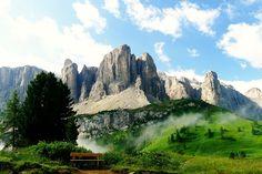 Montañas, Tirol Del Sur, Dolomitas - Imagen gratis en Pixabay