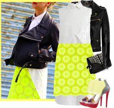 """Australian Fashion Week 2013 Street Style"" by kmp11 ❤ liked on Polyvore"