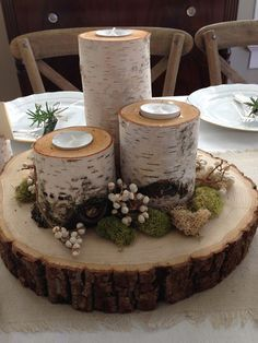 Holiday entertaining: creating a rustic table