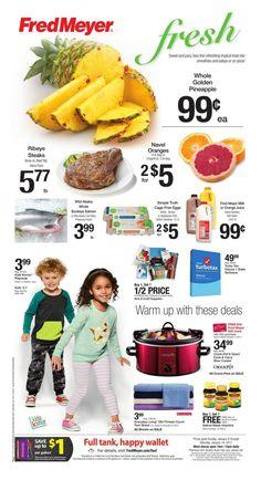 ShopRite Circular January 8 14 2017