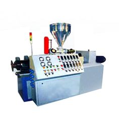 Our PVC compounding machinery is our best seller in the market owing to its optimal output and high lucrativeness. It is obtainable with us in diverse specifications and extruder range. We also custom make them understanding the application requirement of customers. We utilize high quality materials and components to manufacture them. These are made with the aid of innovative ideas and clever designs of our experts.