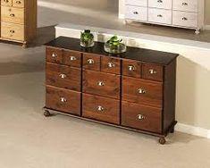 Bildergebnis für apothekerkommode Dresser, Furniture, Home Decor, Homes, Powder Room, Stained Dresser, Interior Design, Home Interior Design, Dressers