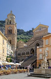 Amalfi (Italië) - Wikipedia