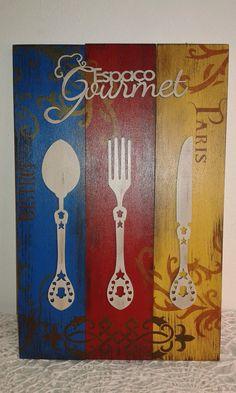 placas decorativas para churrasqueiras em stencil - Pesquisa Google