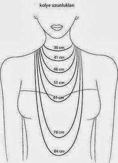 Jak zrobić naszyjnik - instrukcje z sieci/ How to make a necklace - instructions