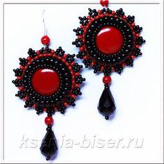 http://www.ksenia-biser.ru/ukrashenie-iz-bisera/sergi-flamenko-vyshivka-biserom-master-klass.html