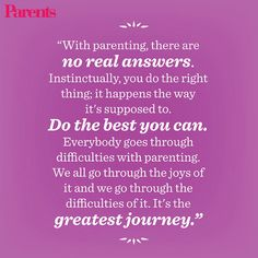 Inspirational quotes about parenthood