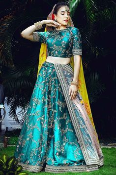 Global Market Leader in Ethnic World , We serve End to End Customizable indian Dreams That Reflect with Amazing Handmade Zardosi Art By Expert Workers , Worldwide Delivery Gold Lehenga, Raw Silk Lehenga, Banarasi Lehenga, Green Lehenga, Anarkali, Saree, Bridal Lehenga Online, Designer Bridal Lehenga, Indian Bridal Lehenga