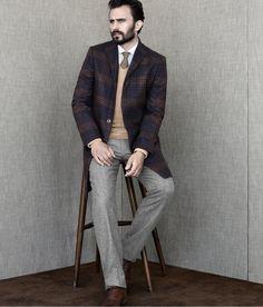 HM SS2010 - Le genre de pantalon gris chiné quasi indispensable...