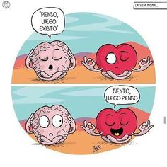 Y tú: Piensas o sientes? #sexualidad #satisfaccion #psicologia #orientacion #orgasmo #saludsexual