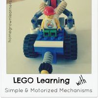 Lego Learning - Simple Machines