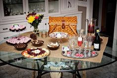 Wine  Cheese Tasting Ladies Night Party Ideas   Photo 1 of 21   Catch My Party