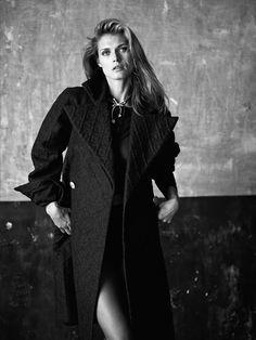 Malgosia Bela by Matthew Brookes for SKP Magazine, Winter 2014