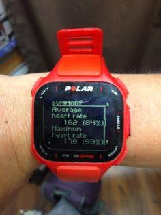 Polar Canada GPS sportwatch