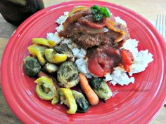 Swiss Steak from SouthernPlate - Keep your kitchen cool and cook this meal in a crock pot!