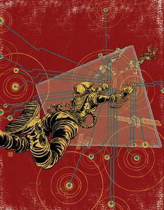 Juxtapoz Magazine - The Incomparable Yuko Shimizu Yuko Shimizu, Sketch Manga, School Of Visual Arts, Japanese Artists, Comic Artist, New Art, Bunt, Fantasy Art, Book Art