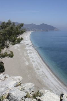 Best Beaches in Europe (Part 1) - Cirali Beach, Antalya, Turkey