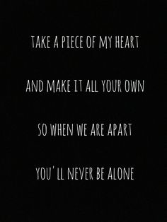 Never Be Alone - By: Shawn Mendes