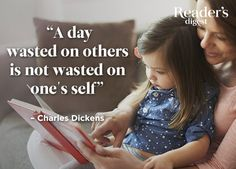 Charles Dickens on helping others