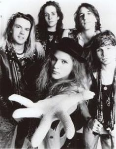 Mother Love Bone-The most happiest, hippiest, groove rock band ever! The best band of the 90's!