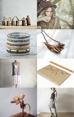 Shades of woodland by Mercedes on Etsy--Pinned with TreasuryPin.com