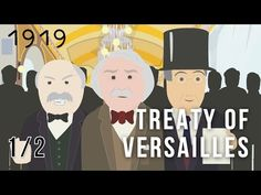 The Treaty of Versailles, What Did the Big Three Want? 1/2 - YouTube