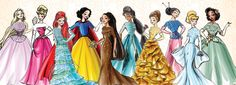 If the princesses were apostolic! Love this! :)