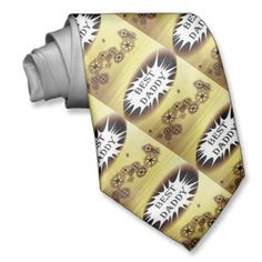 Best Daddy Necktie by elenaind