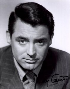 Cary Grant!