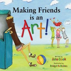 Making Friends Is an Art!:Amazon:Books