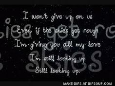 """I Won't Give Up."" I Wont Give Up, Giving Up, Looking Up, Math, My Love, How To Make, Math Resources, Letting Go, Mathematics"