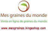 Site de vente de graines du monde