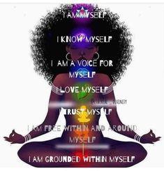 health affirmations for family . Black Girl Art, Black Girl Magic, Black Girls, Black Women, Art Hippie, Afrique Art, Black Art Pictures, Black Artwork, Wow Art