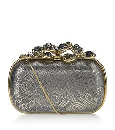 Nina Ricci Clutch #clutch #handbag #eveningbag