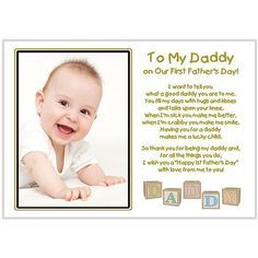 father's day from unborn child