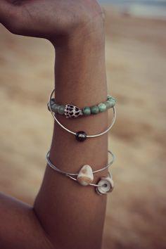 Crush Cul de Sac.. beach finds for kids jewelry