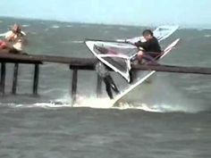 Epic Windsurf Fail!