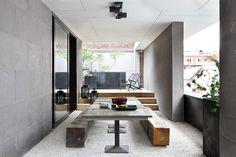 archatlas:    town house sestig Glenn Sestig Architects